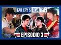 BROMA PESADA A RUBIUS Y MANGEL - Far Cry 5 El Reality 2 EP 3 con LUZU, PERXITAA, ALEXBY, WILLYREX