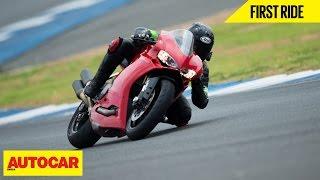Ducati 959 Panigale | First Ride | Autocar India