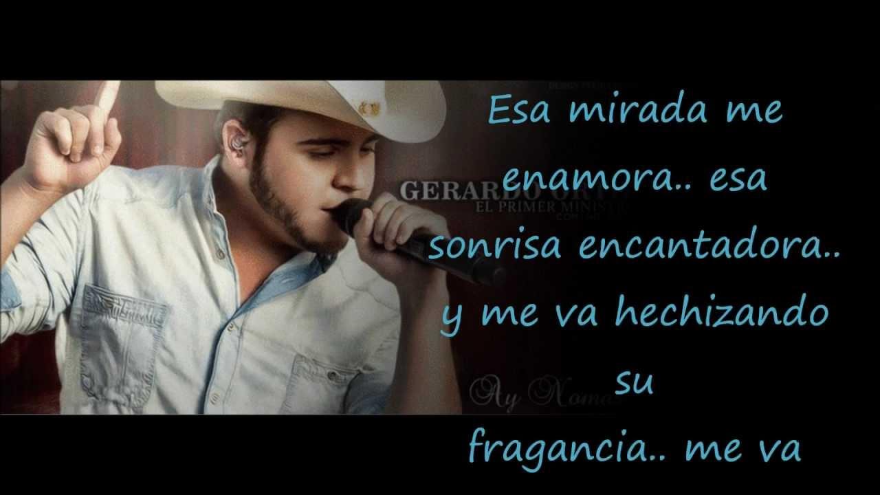 Gerardo Ortiz Manana Voy A Conquistarla With Lyrics Album El Primer Ministro Estudio