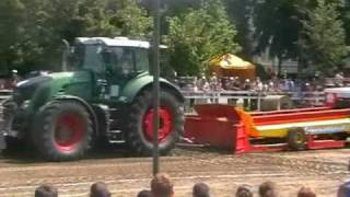 tractor pulling hungary 2