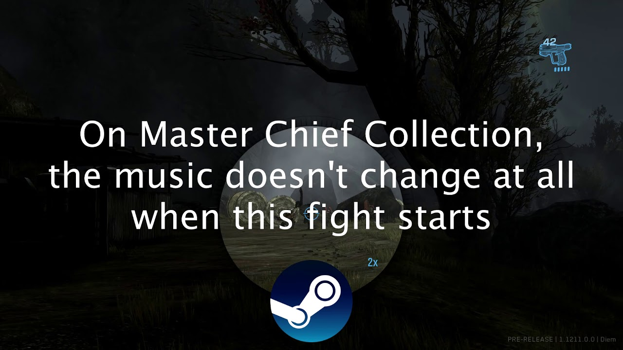 Halo Reach Master Chief Collection Pc Dynamic Music Is Broken