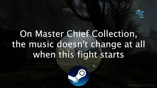 Halo: Reach Master Chief Collection/PC - Dynamic Music is Broken