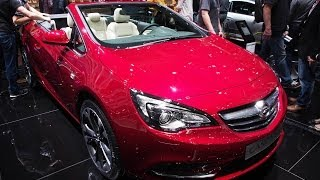 Opel Cascada Turbo 2014 Videos