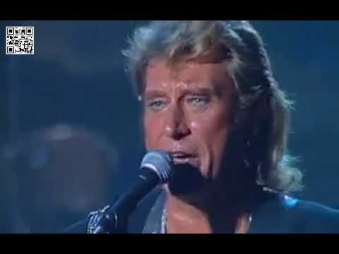 1982   Johnny Hallyday   Palais des Sports