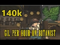 FFXIV HW: How I Made 140K Per Hour ONLY On Botanist - 2017