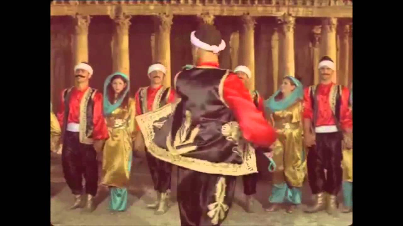 How to dabke - YouTube