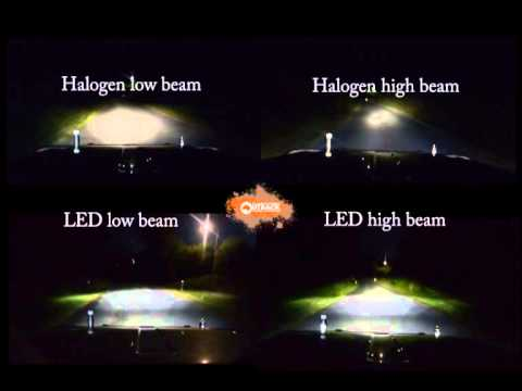 Gtr Lighting Gen 3 Ultra Series Led Amazon Led Vs Halogen