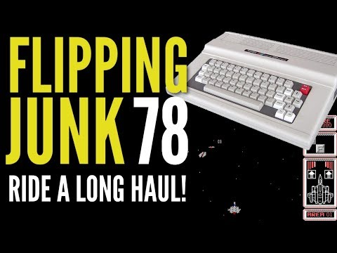 Flipping Junk [78] Vintage Computers Can Make You A Lot of Money on Ebay and Amazon
