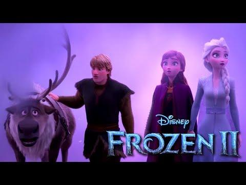 Jo Jo - Frozen 2 Trailer In Theaters 11/22!