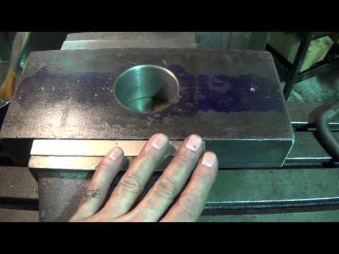Portable Hydraulic Press Frame