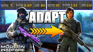 Modern Warfare: Improve KD/SPM Fast | How to Become a Top Tier Player #1
