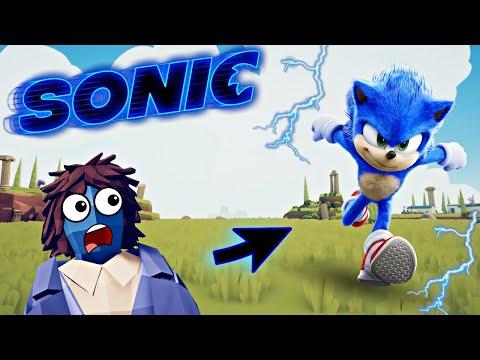 Sonic !!! เเน่จริงก็จับโซนิคข่อยให้ได้สิ   - TABS [เกมบักตัวอ่อน]