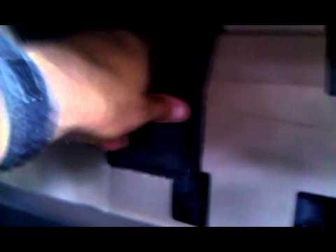 Ford blend door fix - 15 minutes