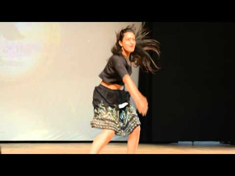 Winner Ms Thomso 2015 IIT Roorkee, Somya Sharma, Dance Perfomance