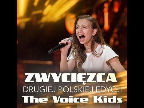 ANIA DĄBROWSKA - ZWYCIĘSTWO W THE VOICE KIDS!!! - WSZYSTKIE WYSTĘPY!