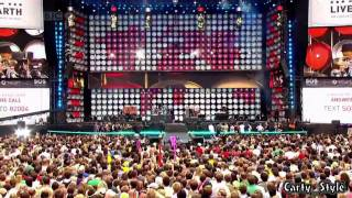 Black Eyed Peas - Pump It SOS | Live Earth | HD