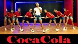 COCA COLA DANCE COVER - Luka Chuppi   Manas Ramteke Choreography   SPARTANZzz Dance Academy