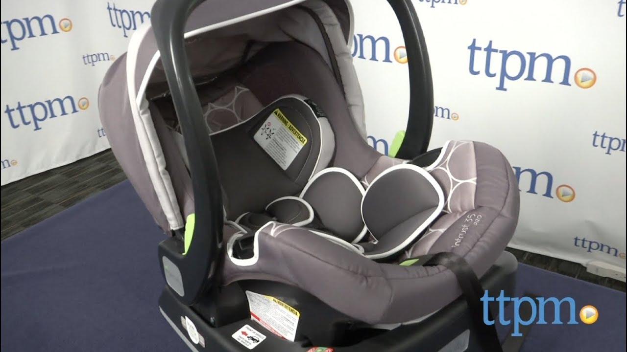 InTrust 35 Pro Infant Car Seat From Kids II