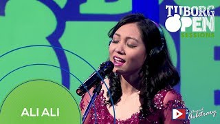 Ali Ali by Shreya Sotang ft. Udaya, Manila and Suyog Sotang | Tuborg Open Session