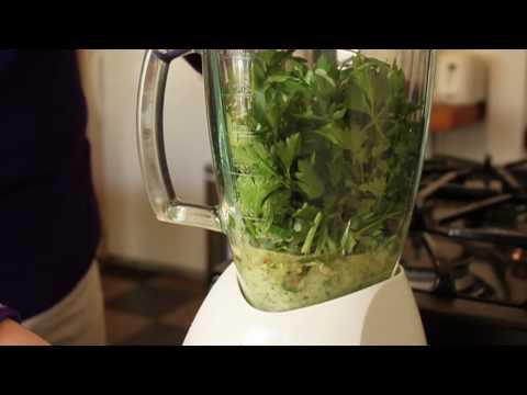Food Wishes Recipes Chimichurri Sauce Recipe How to Make Chimichurri
