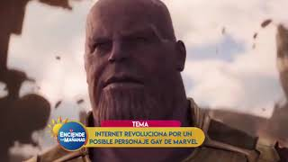 POSIBLE PERSONAJE GAY DE MARVEL