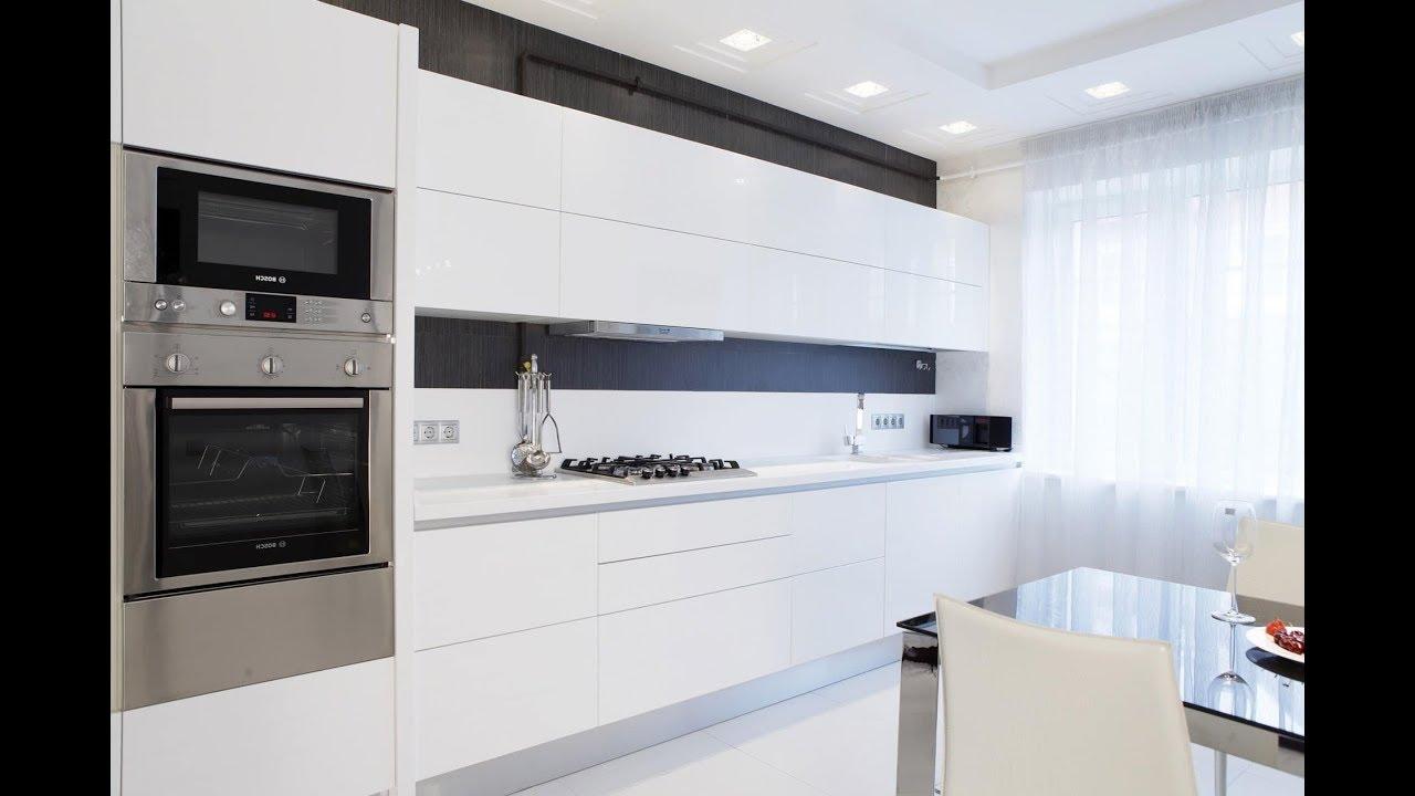 дизайн кухни минимализм 2018 Kitchen Design Minimalism Küchen