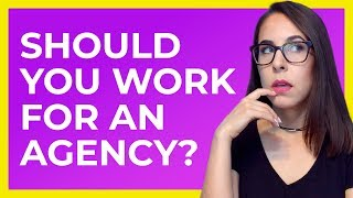 Should You Work at a Design Agency? Pros & Cons
