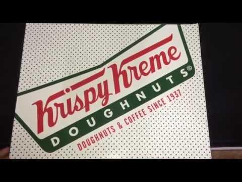Krispy Kreme Doughnuts | โดนัทคริสปี้ครีม