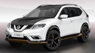 2017 Nissan X-Trail Premium Concept Luxury Cars