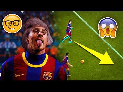 הגולים הכי חכמים בכדורגל העולמי!!