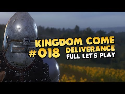 Kingdom Come Deliverance | Der schwarze Ritter 👑 #018 [Let's Play][PC][Deutsch]