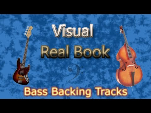 Garota de Ipanema (The Girl From Ipanema) - Bass Backing Track