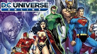 CREATE-A-POWER TOP 10!! DCUO Gameplay and Contest Winners (PC HD)