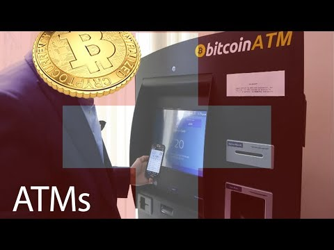 Bitcoin ATM Producer Moves To Switzerland - BTC ATM's On The Rise!