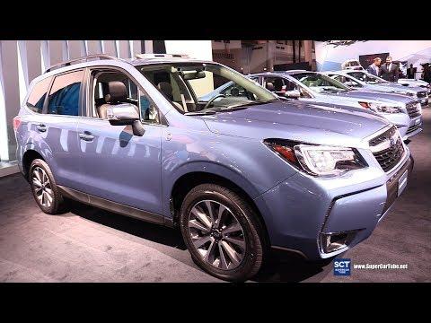 2018 Subaru Forester 50th Anniversary - Exterior And Interior Walkaround - 2018 Chicago Auto Show