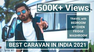 Best Caravan in India 2021 | Inside Tour | India Road Trip | Vlog 1