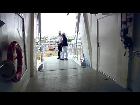 Seafarers UK - Opportunities to Work At Sea - Cruise Ship Cadet (long)
