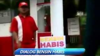 Dialog bensin habis Bhs. Madura