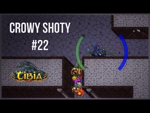 #22 Kto to jest Pinokio? | Crowny Shoty | Tibia Damora Relania