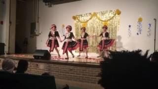 Hmong Dancers AECHS Talent Show