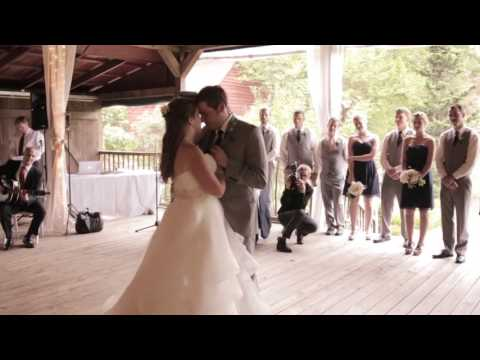 Nick & Ashley's First Dance