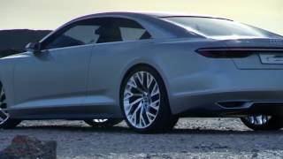 Обзор  Audi Prologue Concept