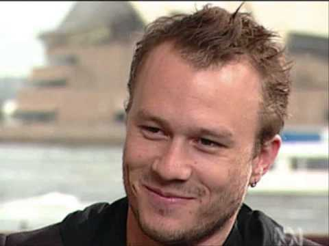 Close captioned channeled interview with heath ledger - Heath ledger pics ...