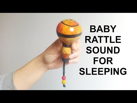 Rattle for Babies - Sleep Hypnosis for Kids - Rattle Sound for Baby - Baby Rattle Sound Effect