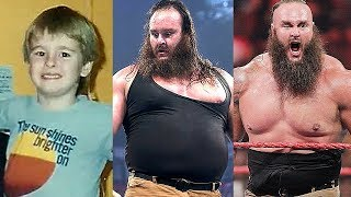 Braun Strowman Transformation 2019 -  From 6 To 35 Years Old