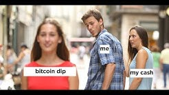 Cryptocurrency dip  2018