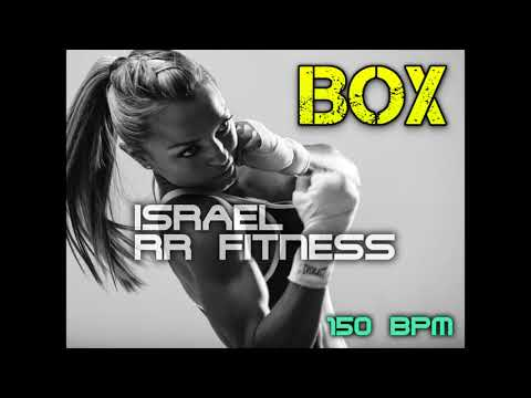 CardioBoxingJumpRunningWorkout Music Mix #26 150 bpm32Count 2018 Israel RR Fitness