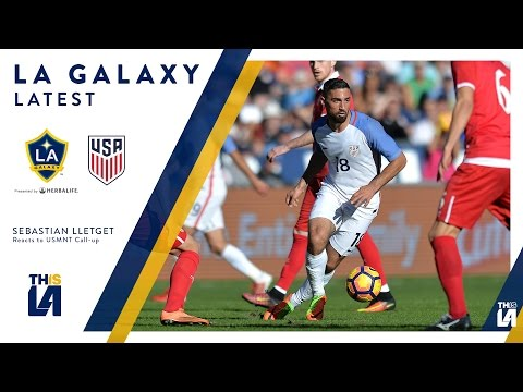 "Sebastian Lletget on WCQ call-up: ""It's a huge honor"" 