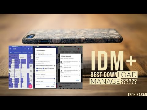 IDM+ For Android | Best Download Manager Ever🔥🔥🔥
