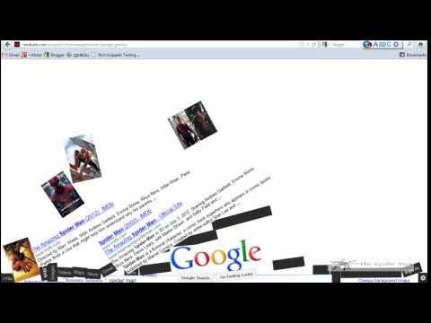 Google Gravity - Funny Google Tricks #1